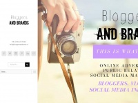 Home - Bloggers and Brands