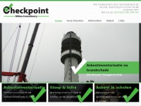 Checkpointmilieu.nl - Checkpoint Milieu Consultancy - Home | Asbestinventarisaties - Sloop & Infra