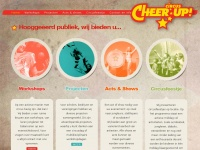 Cheerupproductions.nl - Home | Cheer up!