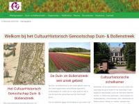 Chg-duinenbollenstreek.nl - Home