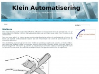 Home - Klein automatisering