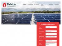 Debionenergie.nl - Home