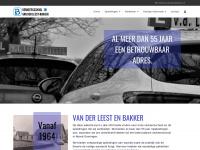 vanderleestbakker.nl
