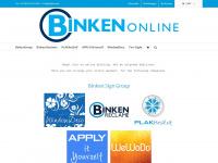 Binken Online – Payments BinkenGroep