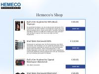 Welkom op de website het Hemeco Pro Darts Team