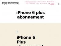 iPhone 6 Plus abonnement | Online alle aanbieders vergelijken!
