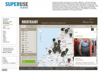 Superuse Studios   homepage of one of the most advanced specialists on flow based design and research