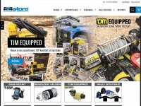 4x4store.nl - Homepage
