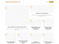 Flipoverwinkel.nl, de no-nonsense flipover specialist!
