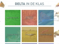 Holland - Natuur in de Delta: Delta in de Klas