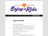 Geniet van het leven, Enjoy the Ride. Doe mee met het evenemenet