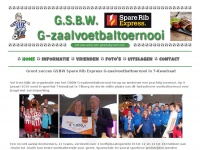 gsbw-gvoetbal.nl
