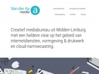 Webdesign - Online Marketing - Narrowcasting | Van der Aa media