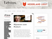 Letmus - Literair magazine