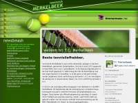 Tennisclub Merkelbeek - Homepage