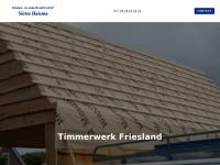 Timmer- en onderhoudsbedrijf Sietse Haisma Burgum - Timmer- en onderhoudsbedrijf Sietse Haisma