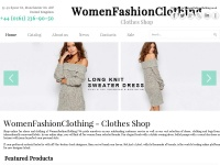 Womenfashionclothing.co.uk - WomenFashionClothing - Clothes Shop