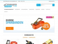 Spanbanden Kopen | Spanbandenwebshop.com