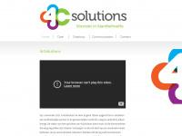 4csolutions.nl - 4cSolutions / Voorziet in Klantbehoefte