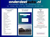 onderdeelauto.nl