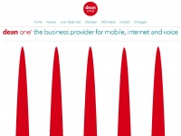 dean one * the business provider for mobile, internet and voice