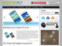 Androidics.nl - Android nieuws, reviews & apps