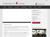 chiropractieleiden.nl