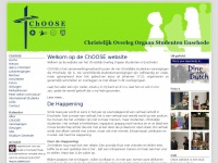 ChOOSE - Christelijk Overleg Orgaan Studenten Enschede