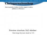 chrisgarnalenshop - Home