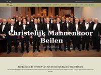 christelijkmannenkoorbeilen.nl