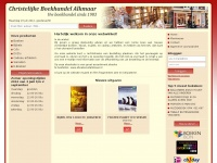 christelijkeboekhandelalkmaar.nl
