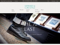 Edwardgreen.com - Edward Green | Home | Men's English Shoes since 1890