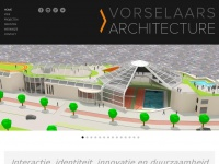 vorselaars-architecture.com