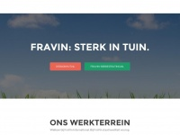 FraVin International Varsseveld - Sterk in Tuin