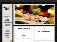 Yumeassen.nl - YUME Sushi & Grill Assen - All You Can Eat vanaf EUR25, 50