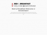 Bed and Breakfast Amsterdam → B&B Amsterdam 2018