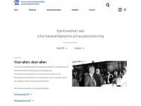 CIP | Centrum informatiebeveiliging en privacybescherming | Centrum informatiebeveiliging en privacybescherming