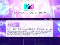 Ongelijkheidsmaximum.nl - Ongelijkheids Maximum -Welkom bij ongelijkheidsmaximum