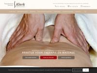 Therapeutisch Centrum Klerk | Met begrip voor jouw lichaam