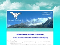 Wings & Footprints – trainingen mindfulness MBSR en MBCT, Mindfulness en burnout trainingen en workshops