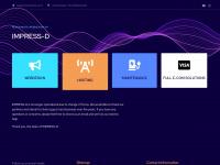 Impress-d.nl - IMPRESS-D Responsive webdesign en ontwerp