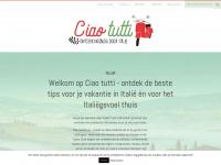 Ciaotutti.nl - Ciao tutti – ontdekkingsblog door Italië – de beste tips voor Italië