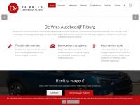 Home | De Vries Auto Tilburg B.V.