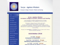 Suryabrugge.be - Surya - Ageless Wisdom - Home