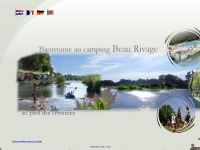 Camping-beau-rivage.net - Accueil - Camping Beau Rivage