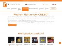 Etiketten & identificatie voor logistiek en industrie | ONE2ID