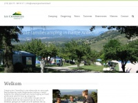 Familiecamping - Camping les Charmilles - Ardeche