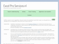 excelproservices.nl