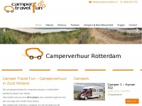 Campertravelfun.nl - Camper Travel Fun Camper verhuur in Rotterdam Zuid Holland - Randstad
