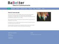 babettertekstencommunicatie.nl
